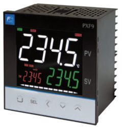 Fuji PXF9AEY2 1VY00 PID/On-Off Temperature Controller