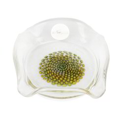 Glass Collectibles Ashtray