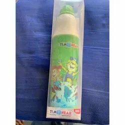 Plastic Screw Cap Kids Water Bottle, for Drinking Water, Capacity: 700 Ml