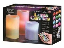 Luma Candle