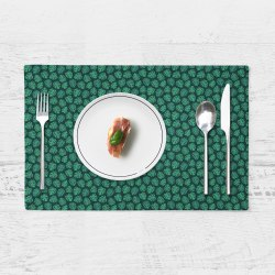 Cotton Printed Placemats