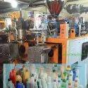 1 Liter Plastic Extrusion Blow Molding Machine