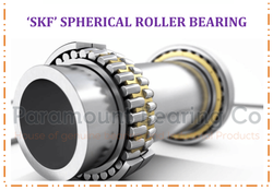 22324 CCK/W33 SKF Spherical Roller Bearings