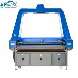 Digital Printing Vision Camera Laser Cutting Machine
