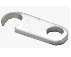 Nickel Plated Brass Shorting Link