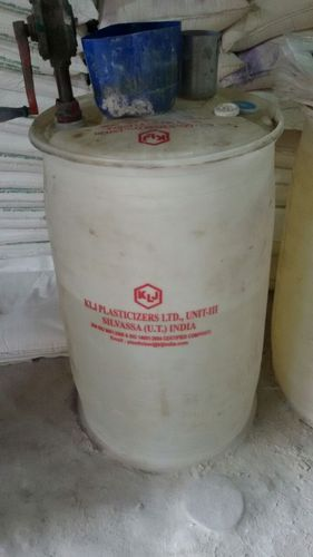 Liquid Dioctyl Phthalate For Industrial, Packaging Size: 210 ltr