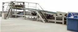 200 Meter Per Min Nagpal Auto-Down Stacker Type 1800