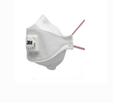 White 3m 9332 Aura Particulate Respirator P3, Packaging Type: Packet