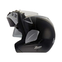Zorro Two Tone Flip Up Helmet