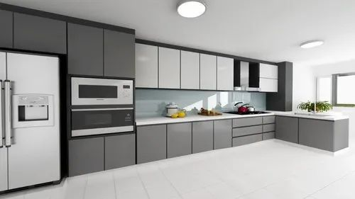 Kitchen Cabinets - Modular Kitchen Interior Manufacturer