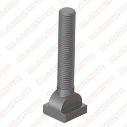 Steel T Bolts, For Industrial, Size: M12