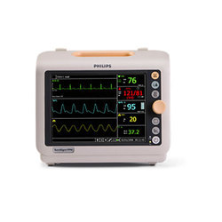 Philips Suresigns VM6 Bedside Patient Monitor