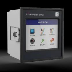 Touch Screen Multifunction Meter Rish Master 3440i