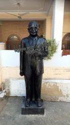 Black Marble Bhim Rao Ambedkar Statue