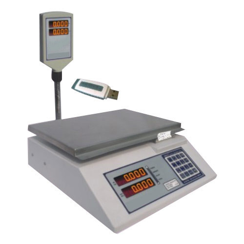 Weighing Scale - Barcode Printer Weighing Scale Manufacturer