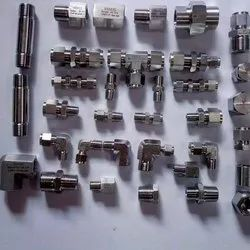 Polished Ss 304 Stainless Steel Tube Fittings