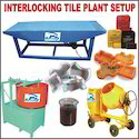 Interlocking Tile Plant Setup