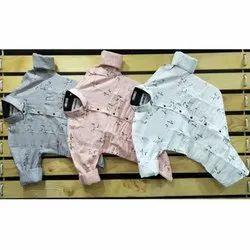 Patel Enterprise 3 color Mens Fashion Printed Cotton Shirt, Machine wash, Size: M-l-xl
