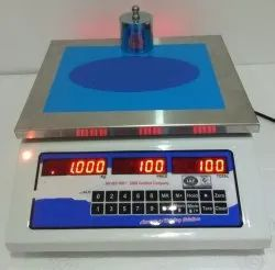 Tabletop Scale