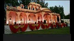 Decoration Jaimala Theme For Wedding