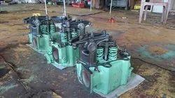 Cast Iron Yanmar M200 Cylinder Head, For Engine