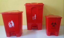 Bio Medical Waste Bin Container