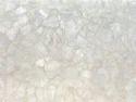White Classic Quartz Gemstone Slab