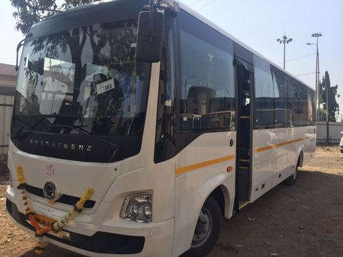 33247e1158 40 Seater Luxury A c. Bus On Rent Or Bus On Hire in Borivali East ...