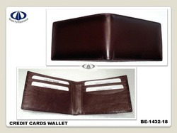 Brown Credit Card Wallets