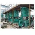 Steel / Cast Iron Semi-automatic Coconut Oil Plant