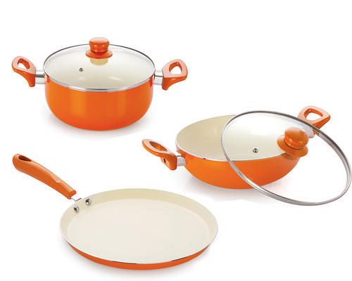 ceramic coated cookware