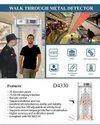 ESSL D1010S Metal Detector