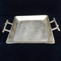 Silver Coated  Platter Tray
