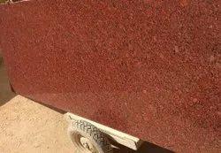 New Imperial Red Granite Slab