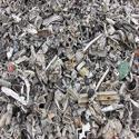 Non Ferrous Shredded Metal Scrap 01