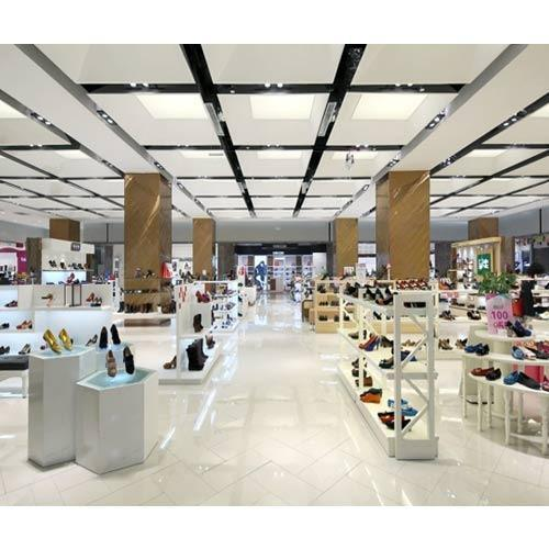 Departmental store design departmental store designing for Foto interior design
