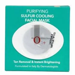 O3  Purifying Sulfur Cooling Facial Mask for Tan Removal and Instant Brightening for All Skin (5g)