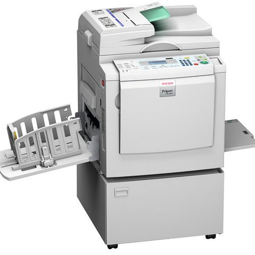Digital, Desktop Ricoh Priport DX2430 Photocopier Machine, Dimensions: 1, 232 X 672 X 519 Mm