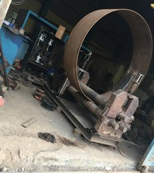 Plate Rolling & Bending Services