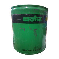 Oil Based Paint Berger Liquid Enamel, Packaging Type: Drum