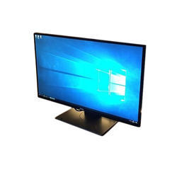 Black Used Dell LED Monitor