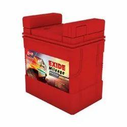 Exide Mileage Car Battery 35 Ah, Warranty: 24 Month