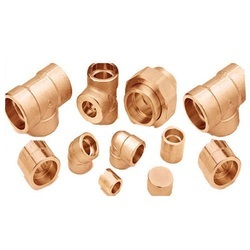 Copper CuNi 90/10 Tube Fittings, Size: 1/2 inch