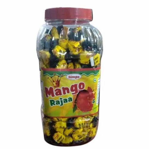 Mango Flavoured Toffee, Packaging Type: Plastic Jar