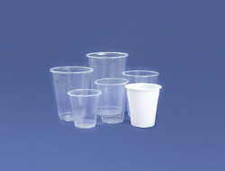 Plastic Glasses, Usage: Home, Office