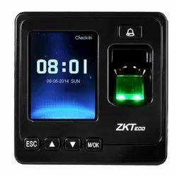 ZKTeco SF100 Fingerprint Time Attendance System