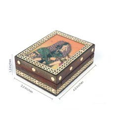 Wooden Jamstone Box, Capacity: 1-200 kg