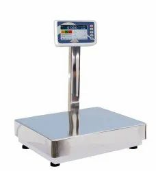 Bar Code Label Printing Bench Scales