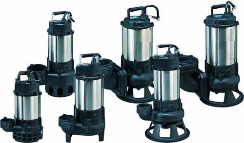 Service Rental Sewage / Mud Pumps