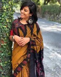 Pochampally ikkath cotton temple sarees